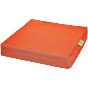 OUTBAG Auflage »Tile square pillow PLUS«, wetterfest und robst, für den Außenbereich, B/L: 45x45 cm