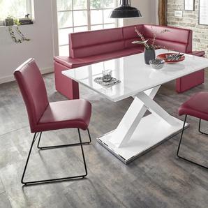 Stühle , rot, FSC®-zertifiziert, rot