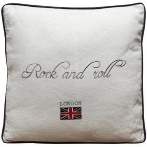 Kissen Rock n Roll