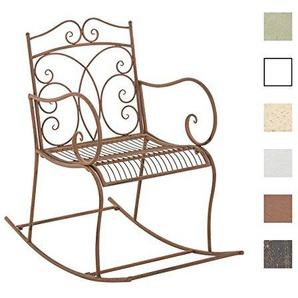 schaukelst hle in braun preisvergleich moebel 24. Black Bedroom Furniture Sets. Home Design Ideas