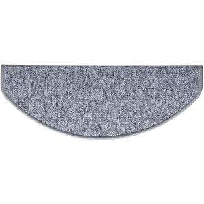 Andiamo Stufenmatte »Carlos«, 15x 65x28 cm, 8 mm Gesamthöhe, grau
