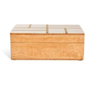 Box Artdeco, 18x10x7cm, weiß