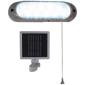 LED Aussenleuchte Solarstation 10-flammig