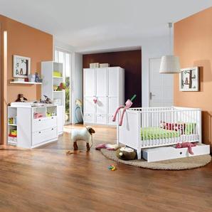 WIMEX Babyzimmer-Set, Weiß