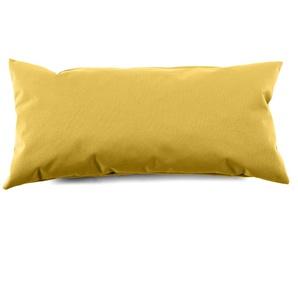 SittingBull® Zipp Sitzsack-Kissen 50x30cm Soft Yellow