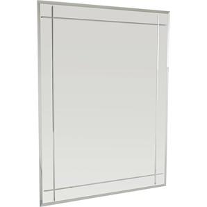 Kristall Form Spiegel Karo 70 x 90