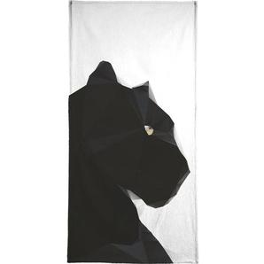 Black Panther Geo - Handtuch