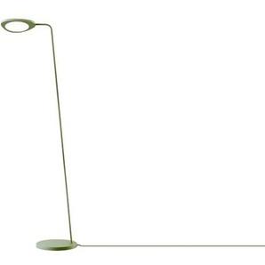 Muuto - Leaf Floor Lamp - green - indoor