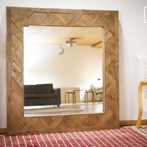 Spiegel aus Holz Queens skandinavisches Design