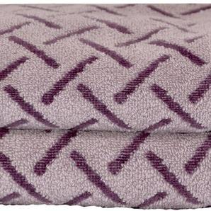 Handtücher »Stripes«, Dyckhoff, mit Muster und Bordüre versehen