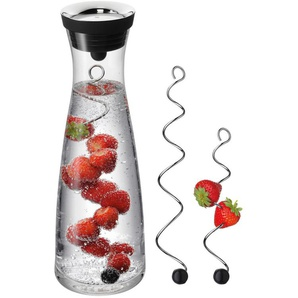 WMF Wasserkaraffe + 2 Fruchtspieße BASIC