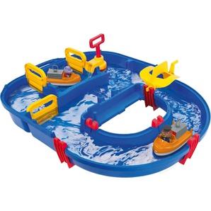 BIG Wasserbahn mit Booten und viel Zubehör, »AquaPlay StartLockSet«