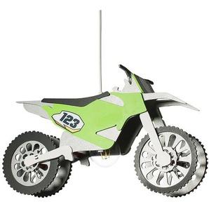 Pendelleuchte Motocrossmaschine