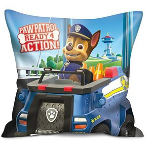 Nickelodeon Paw Patrol Kinder Kissen Chase Ready 4 Action 40 x 40 cm