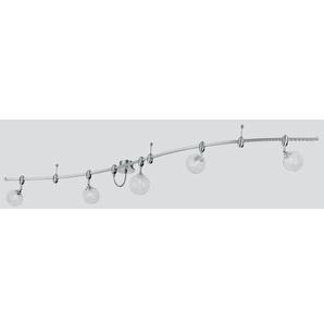 Schienenbeleuchtungs-Set 5-flammig Florea