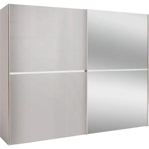 set one by Musterring Schwebetürenschrank »dayton« mit Glasfront und Spiegel, in 3 Breiten