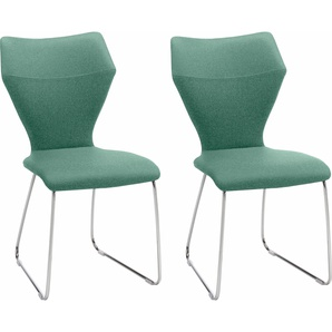 Stühle , blau, »Tempra«, Gallery M