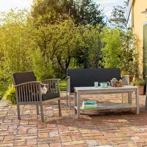 Loungemöbel Set, Holz