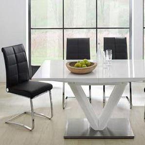 Esstische aus Edelstahl - Preise & Qualität vergleichen   Möbel 24