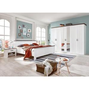3-tlg. Schlafzimmer-Set Castell, 180 x 200 cm