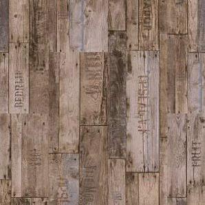 Parador Classic 2030 Vinyl Parkett Boxwood vintage braun Designbelag auf HDF-Klicksystem wP1513468