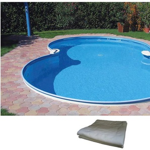 BWT - Best Water Technology Set: Achtformpool BxLxH: 300x470x120 cm, inkl Bodenschutzvlies