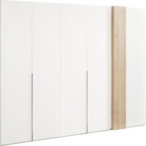 Drehtürenschrank mit Dekorfront, Breite 275 cm, »fontana«, FSC®-zertifiziert, set one by Musterring