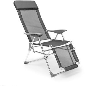 Relaxdays Liegestuhl klappbar