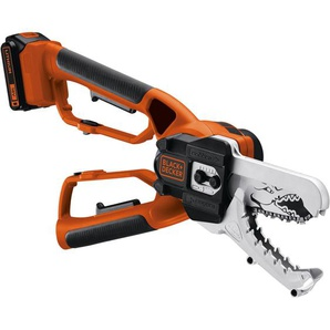 Black+Decker Akku-Astschere GKC1000L 18 V