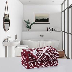 Badetücher »Aizy«, Descanso, mit orientalischen Muster