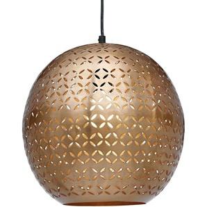 Pendelleuchte mit besonderen Lichteffekten, metall, Gr. 28 cm,  home