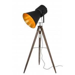 Laternenpfahl Marlowe - D43 cm - schwarz