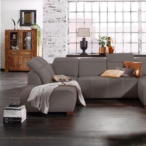Premium collection by Home affaire Wohnlandschaft , Recamiere rechts, »Spirit«, mit Bettfunktion, FSC®-zertifiziert