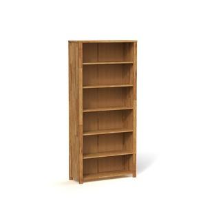 Bücherregal VOLO Buche Eiche massiv