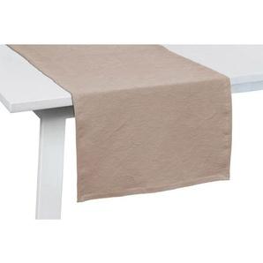 Pichler Tischläufer 50 x 150 cm in Braun