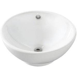Aufsatz-Waschbecken , rund, 40 cm Durchmesser