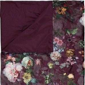 Essenza Tagesdecke »Fleur«, 270x265 cm, lila
