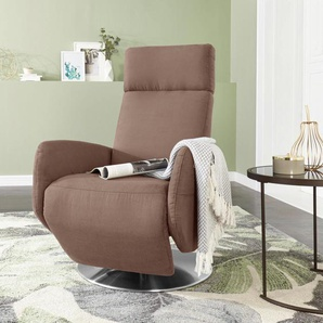 Sit&more TV-Sessel, braun