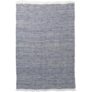 ferm LIVING - Blend Geschirrtuch - blau - indoor
