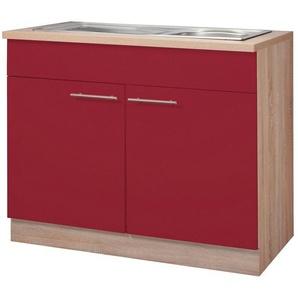 Wiho Küchen Spülenschrank »Montana«, Breite 100 cm