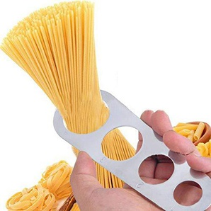 Kochmaßstab Pasta Spaghetti Messgerät Edelstahl Werkzeug