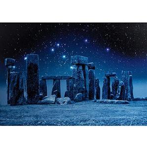 Heitronic LED-Bild Stonehenge LED Stonehenge 34194 Bunt