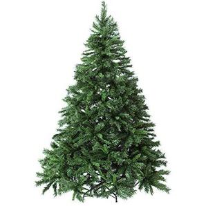 Catral Deutschland Dekoration, Weihnachtsbaum Nuuk 2,10 m, grün, 123 x 30 x 33 cm, 72030006