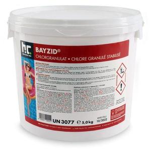 4 x 5 kg BAYZID® Chlorgranulat für Pools - HöFER CHEMIE
