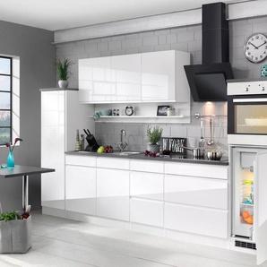 HELD MÖBEL Küchenzeile mit E-Geräten »Virginia«, Breite 290 cm