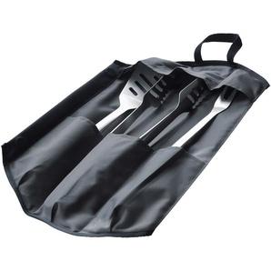 Enders Grillbesteck-Set »Premium«, Edelstahl, 3er-Set inkl. Tasche