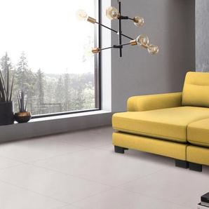 Places of Style Big-Sofa »Hamar«, mit vielen losen Kissen