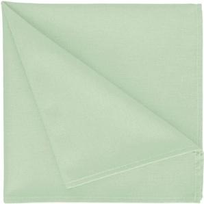 Stoffserviette »4388 Uni-Basic«, grün, 42x42cm, APELT