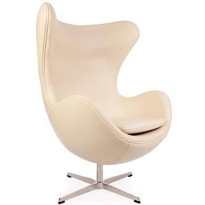 Egg Sessel Arne Jacobsen- Beige