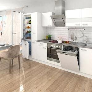 Respekta Küchenzeile mit E-Geräten »Ibiza«, 310 cm